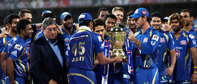 mumbai indian's victory
