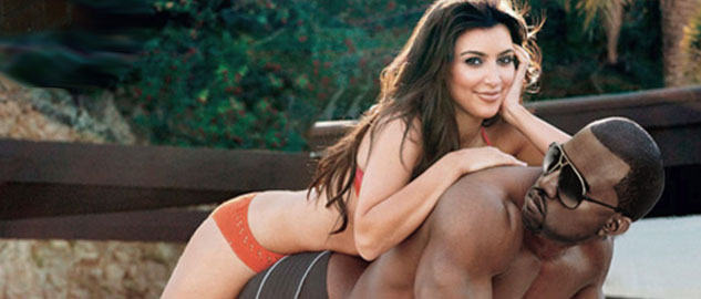 Kanye goes out of the way for Kim Kardashian