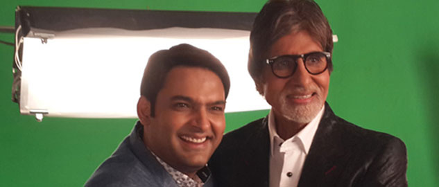 kapil sharma's day out