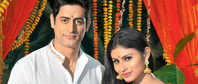 Mohit Raina To Go Public About His Relationship With Mouni Roy