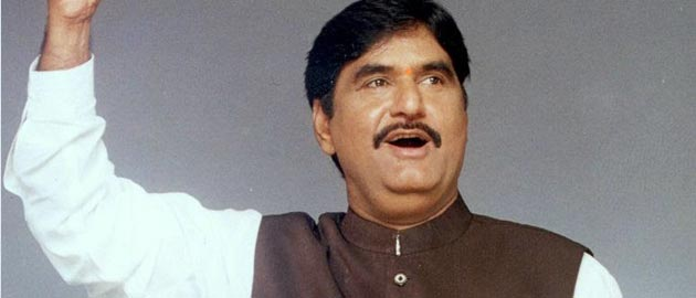Biopic made on late Gopinath Munde.