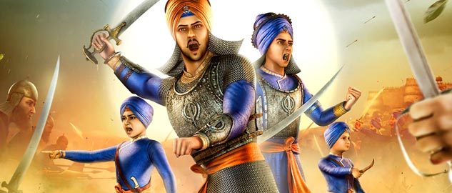 3D Chaar Sahibzaade Becomes Highest Rated Film in cinema History