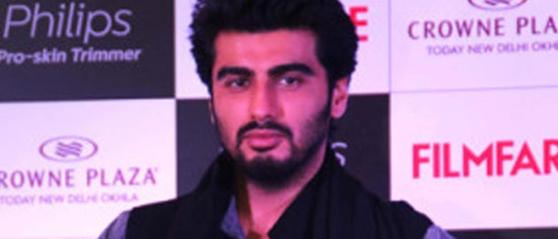 Arjun Kapoor launches Filmfare cover latest issue.