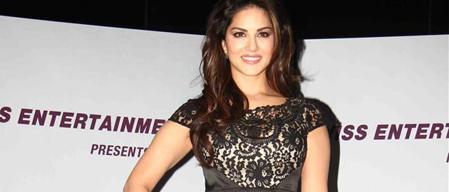 Sunny Leone Promotes 'One Night Stand'