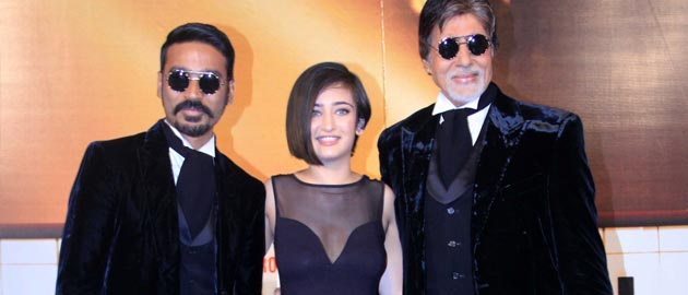 'Shamitabh' actors on Comedy Nights With Kapil.