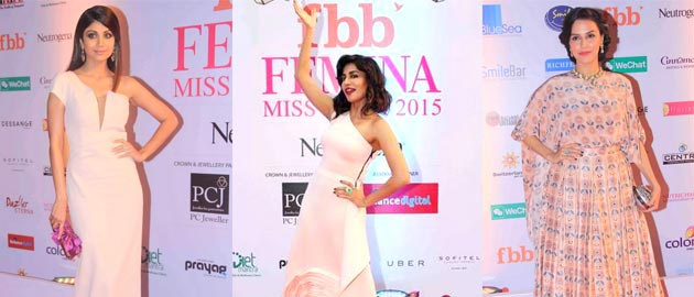 Grand finale of FBB Femina Miss India 2015