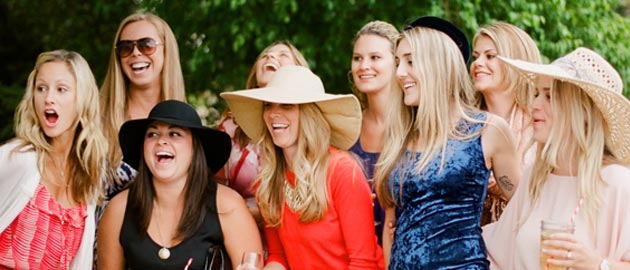 Awesome Getaways for your bestie's Bachelorette party