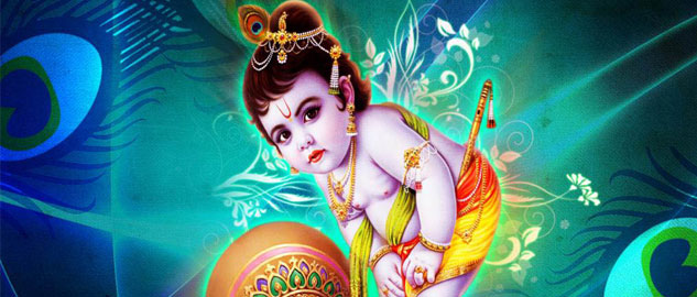 Different Names of Lord Krishna