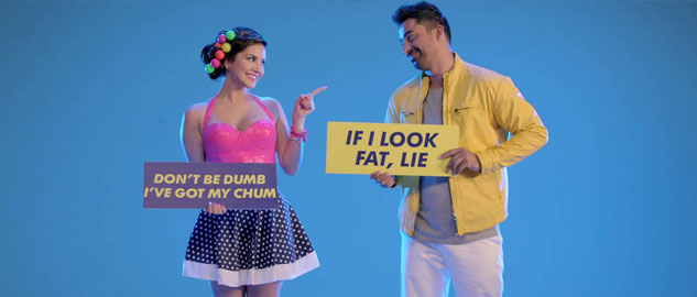 Splitsvilla 8: Sunny Leone explains Rannvijay Singh the way to a woman's heart