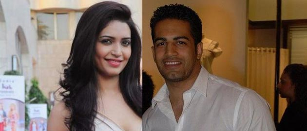 Karishma and I are in a very happy phase: Upen Patel