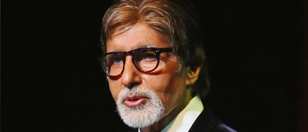 Amitabh Bachchan gets a warm welcome in Egypt