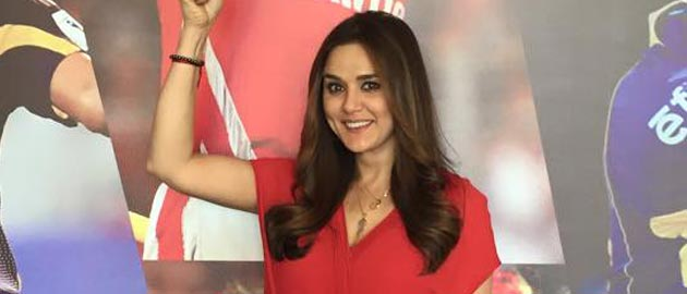 Preity Zinta In A Relationship With Someone Nice?