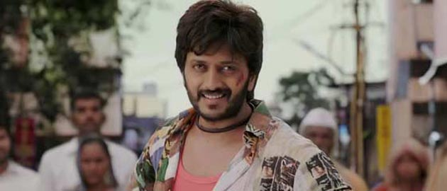 Riteish Deshmukh is back with his next Marathi film