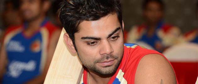 Virat Kohli Slams Media