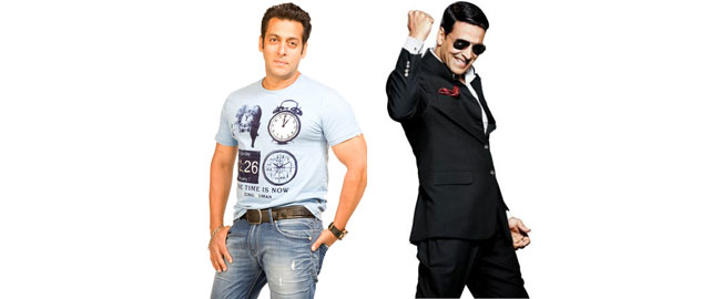 Akshay Kumar and Salman Khan clears the air about Nepal earthquake donations!