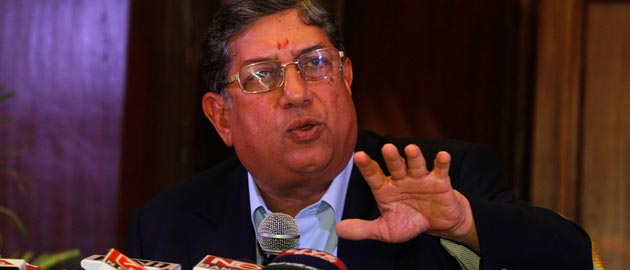 N. Srinivasan Gives up Ownership of Chennai Super Kings