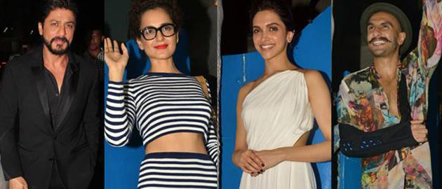 Deepika Padukone's grand success bash for Piku