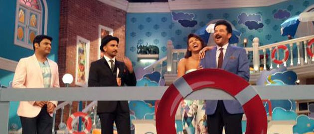 'Dil Dhadakne Do' cast to rock 'Comedy Nights With Kapil'