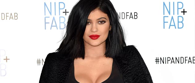 Kylie Jenner confirms she has lip fillers
