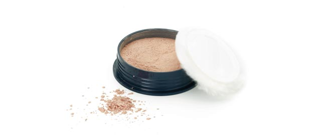 Amazing things you can do using loose powder