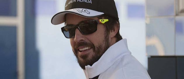 McLaren Driver Fernando Alonso says He is Going Through a Transitional Period