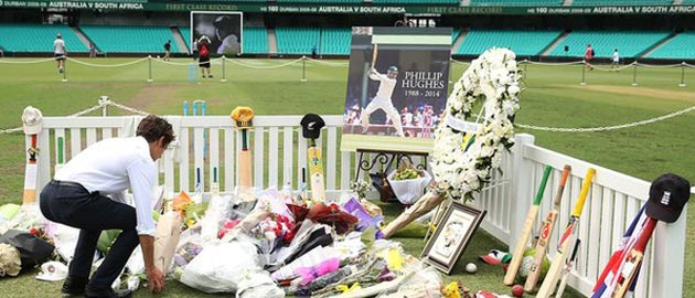 Cricket Australia confirms independent review on Phillip Hughes Death