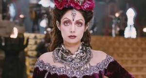 Puli trailer : Sridevi stuns as a white Evil Queen