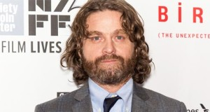 """Zach Galifianakis, best known for """"The Hangover"""" is celebrating his 46th birthday today."""