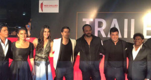 'Dilwale' trailer launch was a Grand Affair