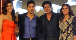Team Dilwale at the anniversary event of the TV show