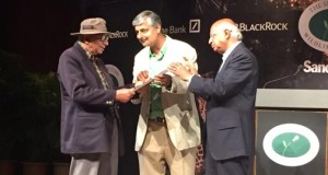 Conservationist Ashok Kumar Honoured with the Sanctuary Legend Award
