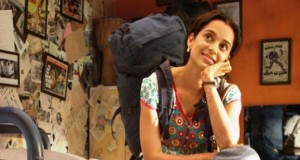Bollywood actress Kangana Ranaut's fandom rises