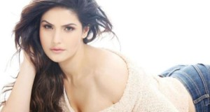 Hate Story 3 actress Zareen Khan feels intimidated by Salman Khan!