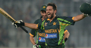 Shahid Afridi in Fresh Controversy With Kashmir Comment