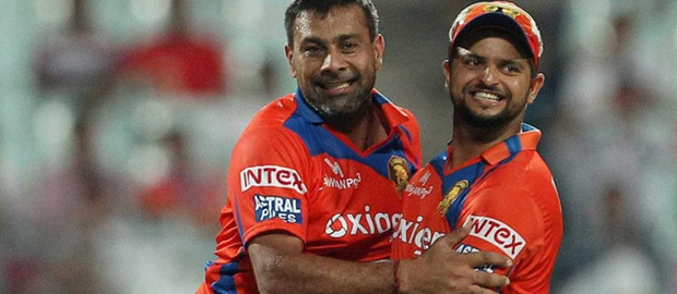 IPL: Praveen Kumar Thanks Gujarat Lions Captain Suresh Raina For Trusting Him