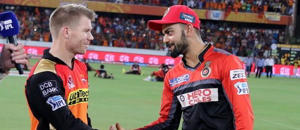 Virat Kohli Set The Bench Mark: David Warner, After Clinching IPL Title