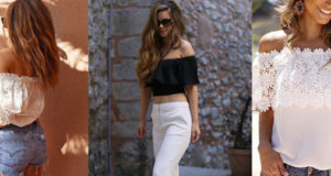 3 Simple tips to carry an Off Shoulder outfit.....