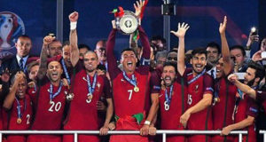 Euro 2016: This inspiring speech by Ronaldo led to Portugal win!