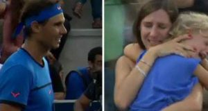 Rafael Nadal Stopped His Game So That A Woman Could Find Her Missing Child