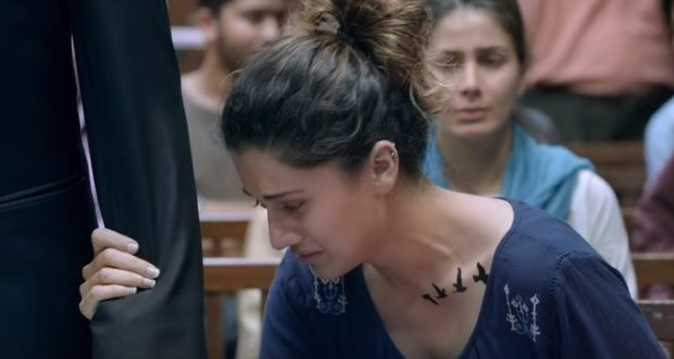 A Fan Wrote An Emotional Letter To Pink Actress Taapsee Pannu.