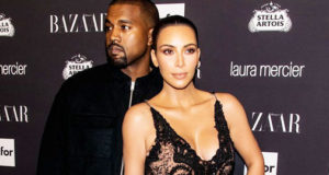 Kim Kardashian West held at gunpoint in her Paris hotel room!