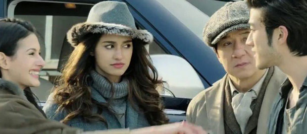 Sonu Sood, Jackie Chan and Disha Patani's 'Kung Fu Yoga' Trailer Is Here!