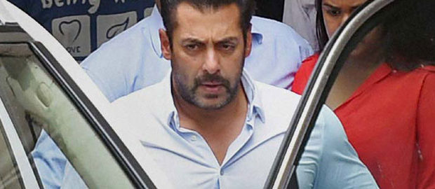 "Salman Khan and his ""Fifty Shades of Crime."""