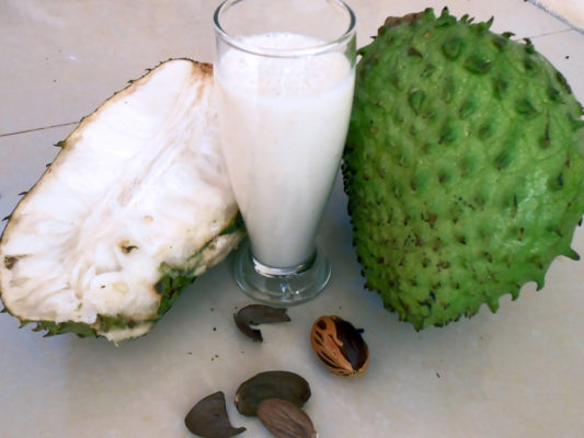 Did you know Soursop Fruit is the best food to kill the