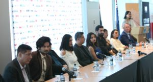 Rani Mukerji, Rajkumar Hirani, Richa Chadha, Ali Fazal & Vicky Kaushal kick start the Indian Film Festival of Melbourne!