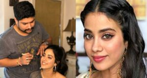 Janhvi Kapoor is all praises for her go-to person Vardan Nayak