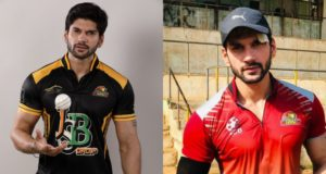 Gulshan Nain who is playing ACB despite injury talks about his love for cricket