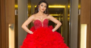 Urvashi Rautela's Filmfare red carpet appearance was nothing short of a fairytale